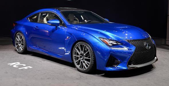 Lexus: sus novedades en el Salón de Ginebra