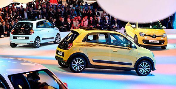 Renault Twingo, la tercera generación