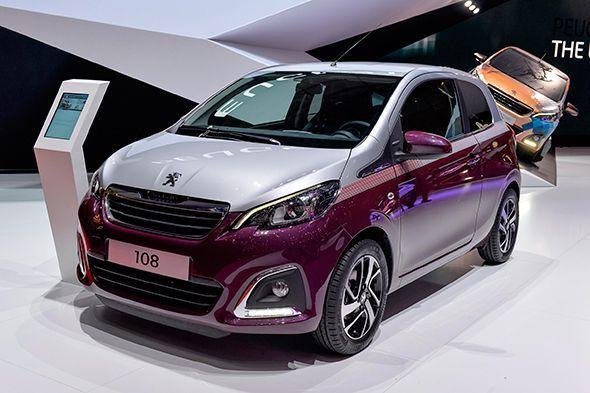 Nuevo Peugeot 108: un urbano con mucha personalidad