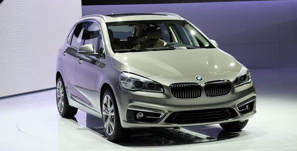 BMW Serie 2 Active Tourer: desde 28.500 euros