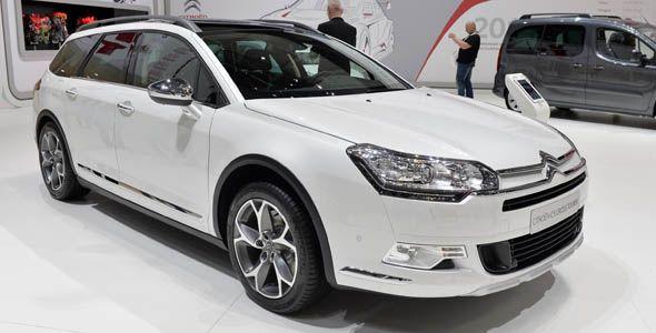 Las novedades de Citroën para el Salón de Ginebra