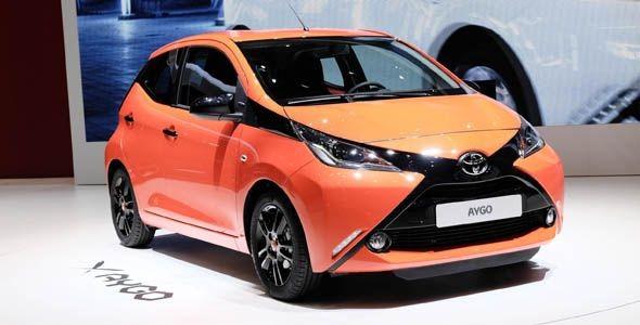 Toyota Aygo: presentada la segunda generación