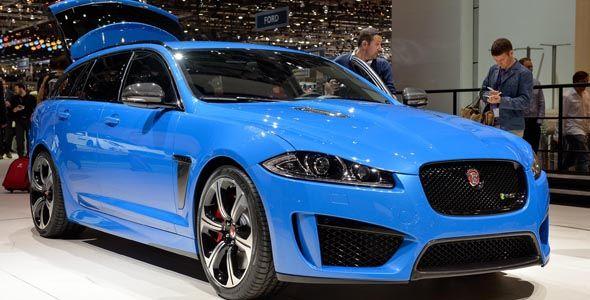 Jaguar XFR-S Sportbrake, el familiar más radical