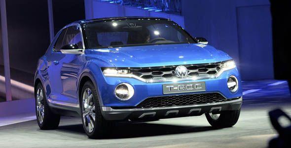 Volkswagen T-ROC, el SUV urbano de VW