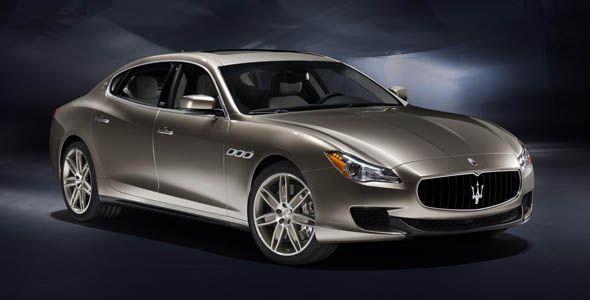 Debut del Maserati Quattroporte Ermenegildo Zegna Limited Edition