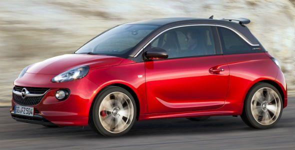 """Opel Adam S: la variante """"GTI"""" llega con 150 CV"""