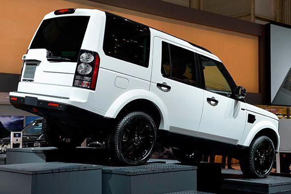 Las novedades de Land Rover en el Salón de Ginebra 2014