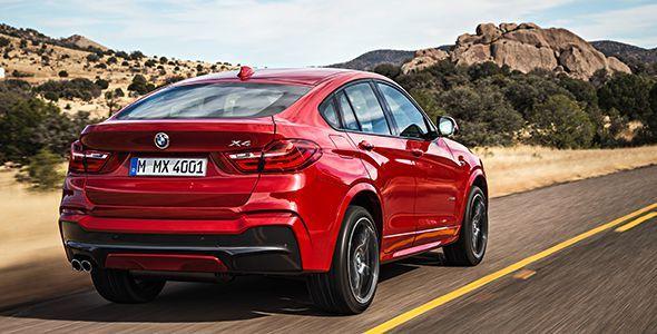 BMW X4, desde 47.900 euros