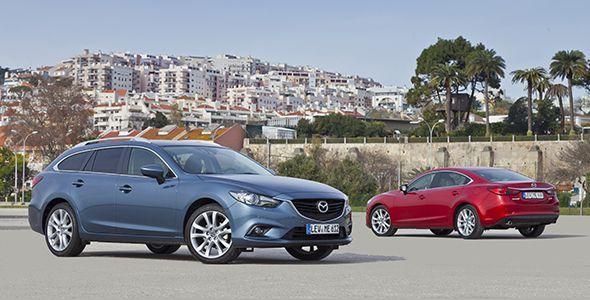 Mazda6: máxima calificación de seguridad en más de medio mundo