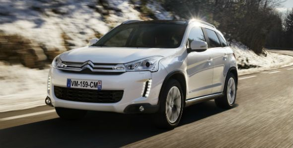 Citroën C4 Aircross, nuevos acabados y motores