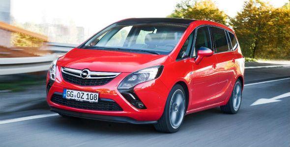 Opel Zafira Tourer, ahora con IntelliLink y motor de 200 CV