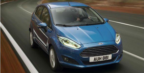 Ford lanza su gama de vehículos GLP