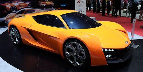 Hyundai Passo Corto Concept, diseño italiano