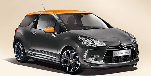 Nueva serie especial del Citroën DS3 Benefit