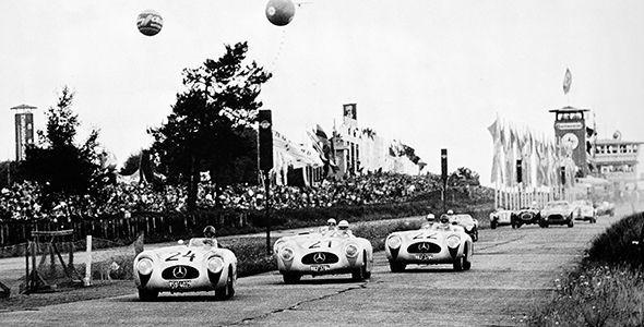 Mercedes Benz F1: 120 años de historia en competición