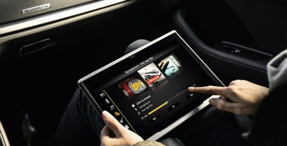 El Audi TT estrena la nueva generación del sistema de multimedia MMI