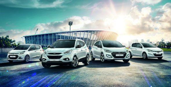 Hyundai lanza las ediciones especiales Go! Brasil