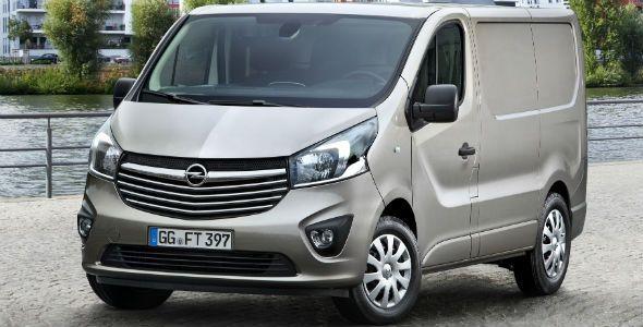 Así es el nuevo Opel Vivaro