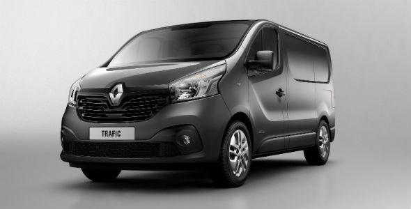 Renault Trafic, llega a España en verano