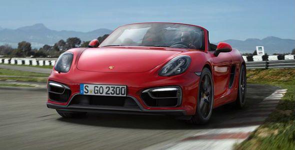 Porsche Cayman y Boxster GTS, se presentan en Pekín