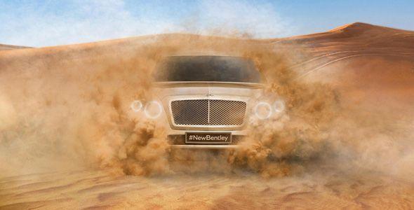 El SUV de Bentley, cada vez más cerca