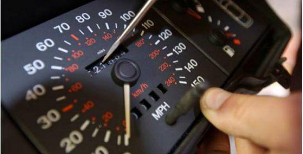 Vehículos de ocasión: ¿se trucan los cuentakilómetros?