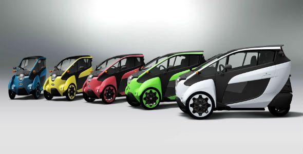 Toyota i-Road, comienzan las pruebas para clientes