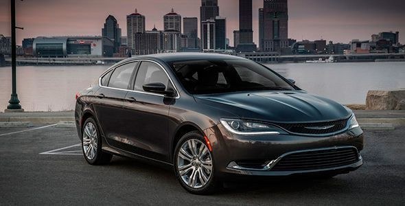 Nuevo Chrysler 200 2015, renovación total