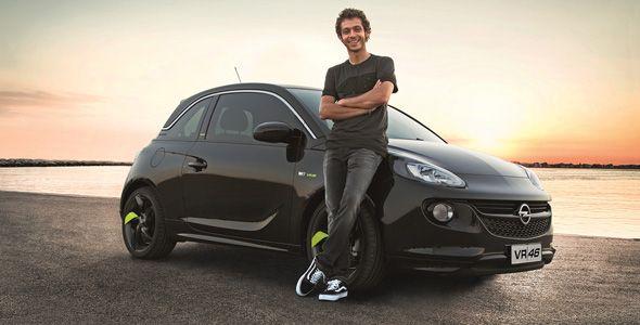 Opel Adam VR46: edición limitada firmada por Valentino Rossi