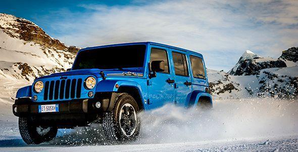 Jeep Wrangler Polar y Rubicon, edición limitada a 100 unidades