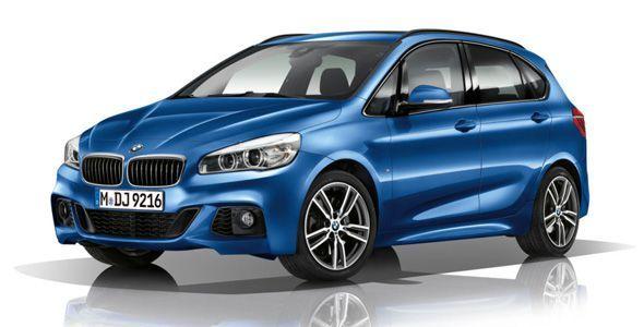 BMW Serie 2 Active Tourer M Sport, ya es oficial