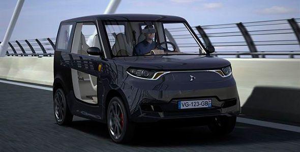 Se desarrolla un coche 100% reciclable