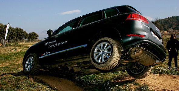 Volkswagen y su ofensiva de modelos 4Motion