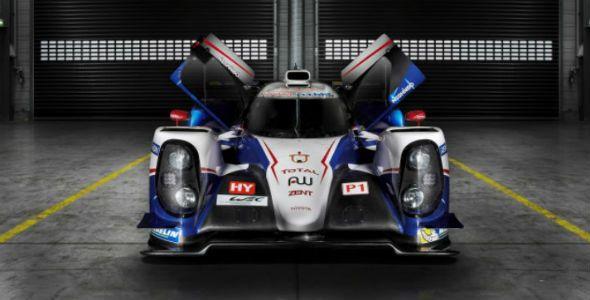Toyota TS040 Hybrid: objetivo Le Mans