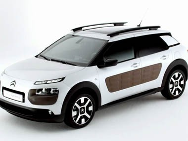 Vídeo: Citroën C4 Cactus