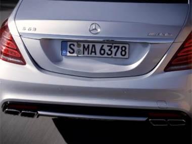 Vídeo: nuevo Mercedes S63 AMG