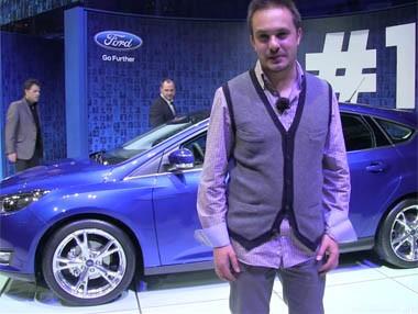 Vídeo: nuevo Ford Focus en el Salón de Ginebra