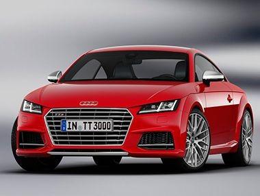 La presentación del Audi TT 2014 en vídeo desde Ginebra
