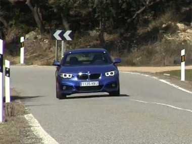 Vídeo prueba: BMW Serie 2 Coupé