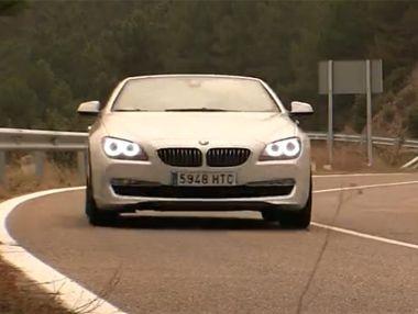 Vídeo prueba: BMW 640d Cabrio