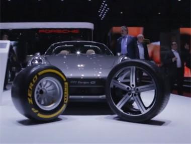 Los neumáticos Pirelli cobran vida