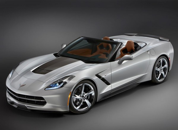 Chevrolet Corvette Convertible Atlantic 2015