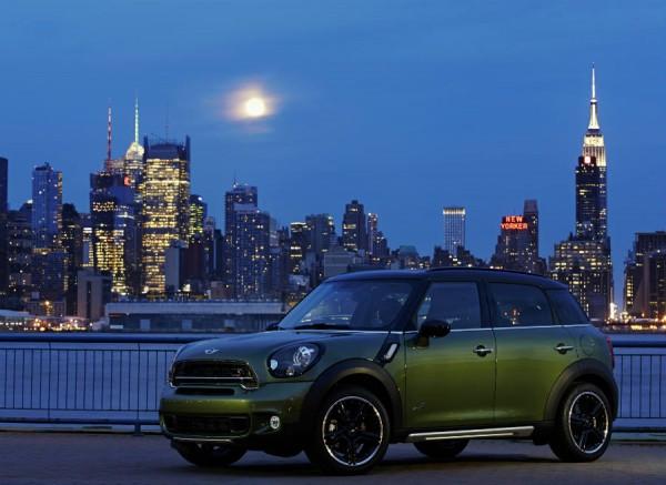 Mini y Nueva York, una combinación perfecta.