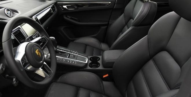 La comodidad de los asientos del Porsche Macan es uno de los grandes puntos fuertes del vehículo.