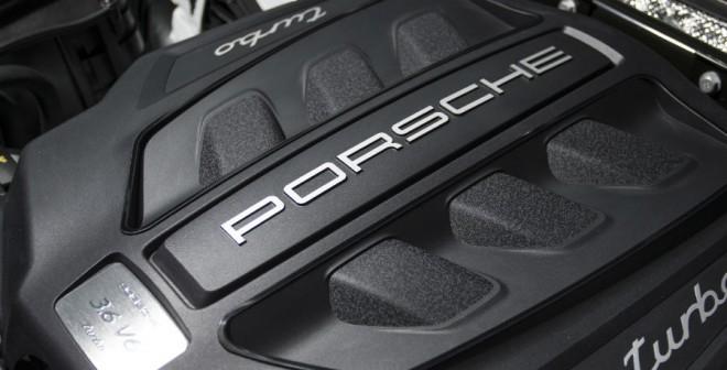 El motor del Porsche Macan Turbo es un V6 de 3,6 litros con 400 CV de potencia.