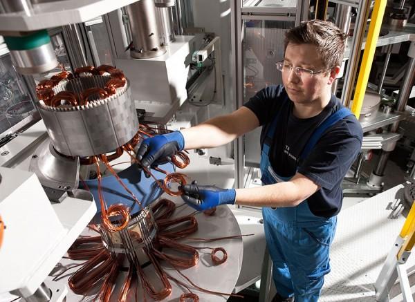 Proceso de fabricación del BMW i3 e i8