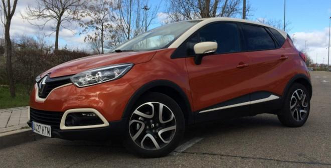 ¿Un Renault Clio musculado? No, es un Renault Captur, y tiene personalidad propia.