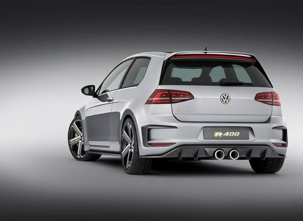 VW Golf 400 R