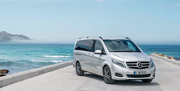 Mercedes Clase V 2014: ya a la venta
