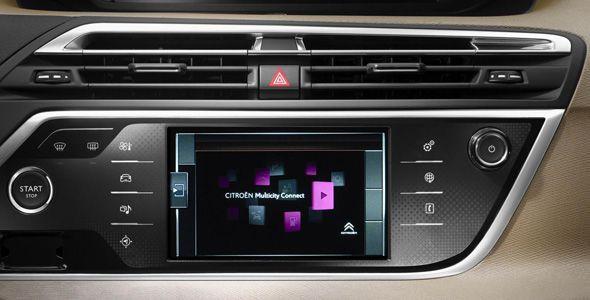 Citroën 'Multicity Connect', tu mejor aliado al volante